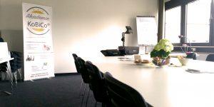 Seminarraum als Bild.