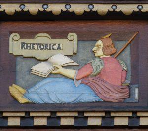 Bild von einem Gemälde über Rhetorik Seminar