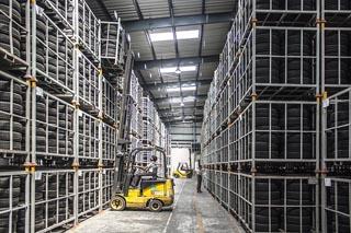Als Logistikmeister Mitarbeiter leiten
