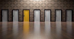 Im Bewerbungsmanagement geht es darum, wie und wo Sie die richtige Türe aufstoßen.