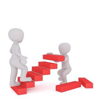 Vom Mitarbeiter zum Vorgesetzten zu kommen ist ein Weg mit vielen Hürden.